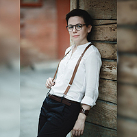 Portrait of a photographer (avatar) Дарья Адамова (Adamova Daria)