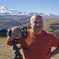 Portrait of a photographer (avatar) Заур Вороков (Zaur Vorokov)