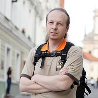 Portrait of a photographer (avatar) Igoris Petinas fotografas