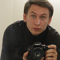 Portrait of a photographer (avatar) Сергей Соловьев (Sergei Solovev)