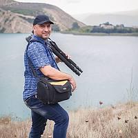Portrait of a photographer (avatar) hussein (Hussein Najem)