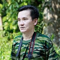 Portrait of a photographer (avatar) Lim Choo How (Carrot Lim Choo How)