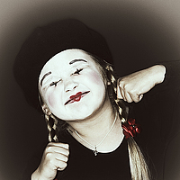 Portrait of a photographer (avatar) юлия некрасова (yulia nekrasova)