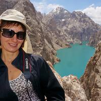 Portrait of a photographer (avatar) Магалимова Элина (Elina Magalimova)
