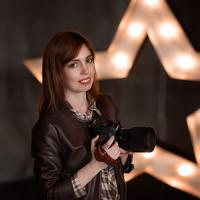 Portrait of a photographer (avatar) Соболева Юлия (Soboleva Julya)
