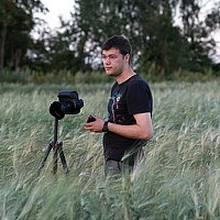 Portrait of a photographer (avatar) Стрельцов Виталий (Vitaly Streltsov)