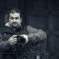 Portrait of a photographer (avatar) Vladov Konstantin (Konstantin Vladov)