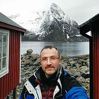 Portrait of a photographer (avatar) Galip Çetiner