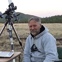 Portrait of a photographer (avatar) John Vermette