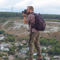 Portrait of a photographer (avatar) Гвановский Владимир (Gvanovskij Vladimyr)