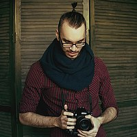 Portrait of a photographer (avatar) Гончаренко Никита