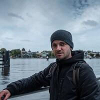 Portrait of a photographer (avatar) Maxim Sayapin