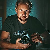 Portrait of a photographer (avatar) Krupin Vyacheslav