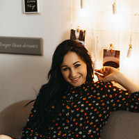 Portrait of a photographer (avatar) Алина Подмаркова (Alinka Podmarkova)