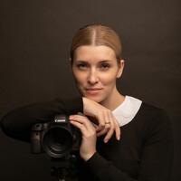 Portrait of a photographer (avatar) Клих Наталия (Klih Natalia)