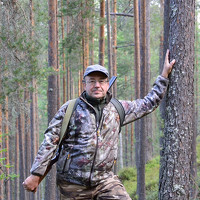 Portrait of a photographer (avatar) Василий (Vasily Kuznetsov)