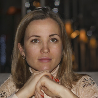 Portrait of a photographer (avatar) Ирина Манохина (Irina Manokhina)