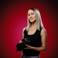 Portrait of a photographer (avatar) Мария Новинская (Maria Novinskaya Marnovin)