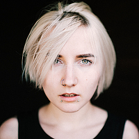 Portrait of a photographer (avatar) Victoria Wonka