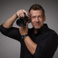 Portrait of a photographer (avatar) Krzysztof Serafiński (serav)