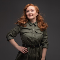 Portrait of a photographer (avatar) Капралова Евгения (Evgeniya Kapralova)