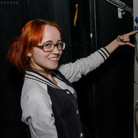Portrait of a photographer (avatar) Куницына Вероника (Veronika Kunitsyna)